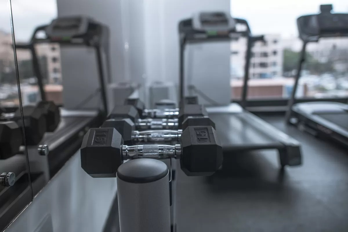 Weston Suites & Hotel │ Fitness